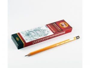 Bút chì gỗ Tiệp KOH